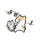 しばいぬの1日(個別スタンプ:27)
