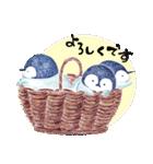 ペンちゃんとシロクマさん(個別スタンプ:03)