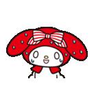 マイメロディ 赤ずきんデザイン♪(個別スタンプ:37)