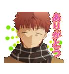 劇場版「Fate/stay night [Heaven's Feel]」(個別スタンプ:02)