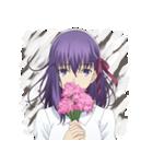 劇場版「Fate/stay night [Heaven's Feel]」(個別スタンプ:20)