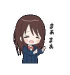 しっかりものの女子高生(個別スタンプ:38)