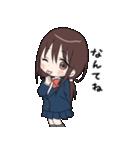 しっかりものの女子高生(個別スタンプ:40)