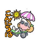 テニスのネエさん(個別スタンプ:02)