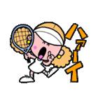 テニスのネエさん(個別スタンプ:06)