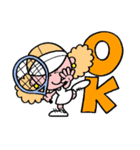 テニスのネエさん(個別スタンプ:07)