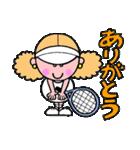 テニスのネエさん(個別スタンプ:10)