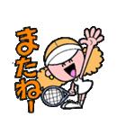 テニスのネエさん(個別スタンプ:16)