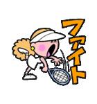 テニスのネエさん(個別スタンプ:20)