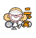 テニスのネエさん(個別スタンプ:29)