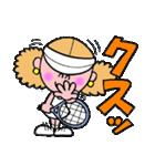 テニスのネエさん(個別スタンプ:31)