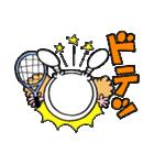 テニスのネエさん(個別スタンプ:34)