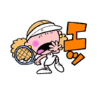 テニスのネエさん(個別スタンプ:35)