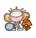 テニスのネエさん(個別スタンプ:36)