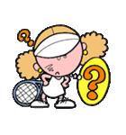 テニスのネエさん(個別スタンプ:37)