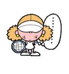 テニスのネエさん(個別スタンプ:38)