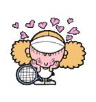 テニスのネエさん(個別スタンプ:39)