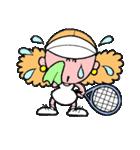 テニスのネエさん(個別スタンプ:40)