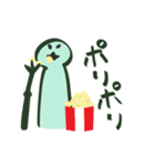 パンツだいすき!パンツドリ(個別スタンプ:05)