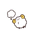 モコモコ羊さん(個別スタンプ:09)