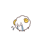 モコモコ羊さん(個別スタンプ:16)