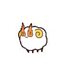 モコモコ羊さん(個別スタンプ:26)