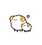 モコモコ羊さん(個別スタンプ:36)