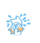 yuraの癒し系しろねこスタンプ(個別スタンプ:15)