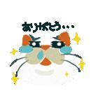 猫のヌーン(個別スタンプ:25)