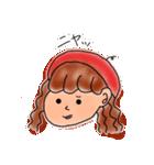 ベレー帽のツッキーさん(個別スタンプ:09)
