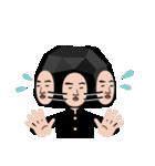 石田川炭夫のスタンプ(個別スタンプ:35)