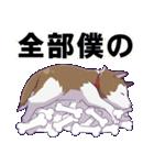 ジュンちゃんファミリー(個別スタンプ:35)