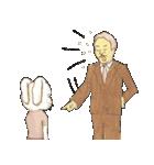 【ケイゴ式】言葉は不要なシュールスタンプ(個別スタンプ:01)