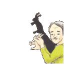 【ケイゴ式】言葉は不要なシュールスタンプ(個別スタンプ:24)