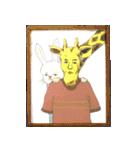 【ケイゴ式】言葉は不要なシュールスタンプ(個別スタンプ:29)