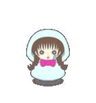 ミニてる女子(個別スタンプ:02)