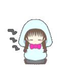 ミニてる女子(個別スタンプ:03)