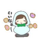 ミニてる女子(個別スタンプ:09)