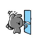 すこぶる動くクレイジーウサギ(個別スタンプ:07)