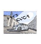 カスタムカースタンプ(個別スタンプ:01)