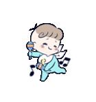 ふんわり♡赤ちゃんスタンプ(個別スタンプ:03)