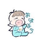 ふんわり♡赤ちゃんスタンプ(個別スタンプ:05)