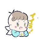 ふんわり♡赤ちゃんスタンプ(個別スタンプ:07)