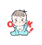 ふんわり♡赤ちゃんスタンプ(個別スタンプ:09)