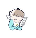 ふんわり♡赤ちゃんスタンプ(個別スタンプ:11)