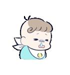ふんわり♡赤ちゃんスタンプ(個別スタンプ:16)