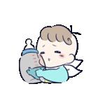 ふんわり♡赤ちゃんスタンプ(個別スタンプ:18)