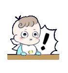 ふんわり♡赤ちゃんスタンプ(個別スタンプ:22)