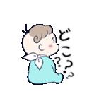 ふんわり♡赤ちゃんスタンプ(個別スタンプ:25)