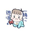 ふんわり♡赤ちゃんスタンプ(個別スタンプ:38)